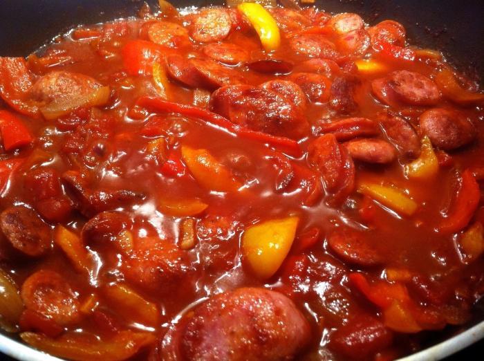 Как сделать перцы в томатном соке на зиму 92