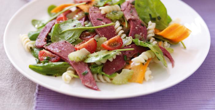 салат с языком рецепты с маринованными огурцами