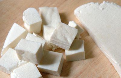 Как делают косичку сыр