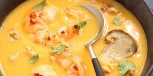 суп пюре тыква рецепты приготовления
