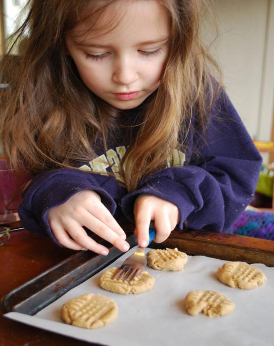 Рецепт детского печенья для самых маленьких с бананом