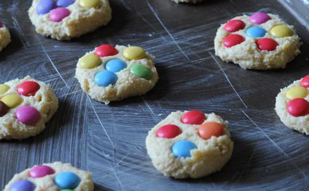 Рецепт детского печенья для 1,5 годовалого ребенка