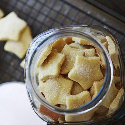 Рецепт детского печенья с формочками