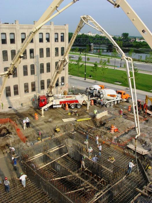 бетон в25 цена