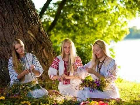 жанры русских народных песен трудовые