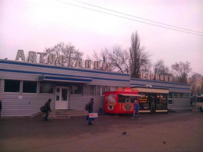 автостанция дарница киев