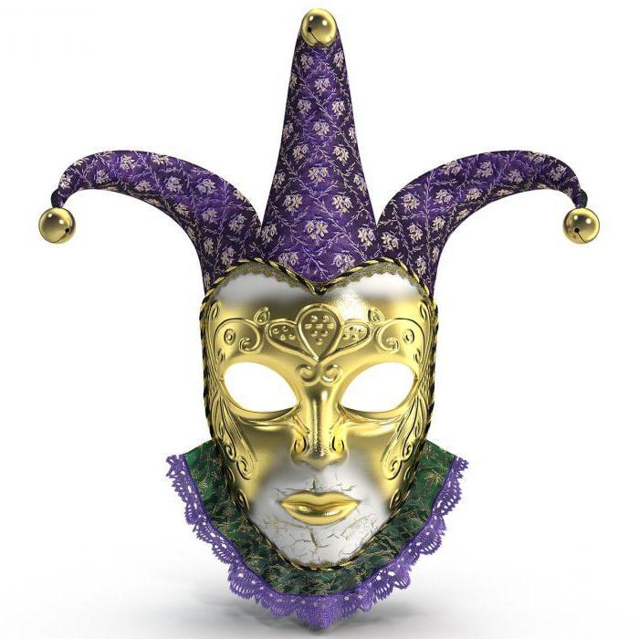 маски для новогоднего карнавала