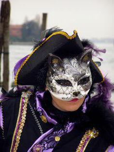 карнавал это маски улыбки