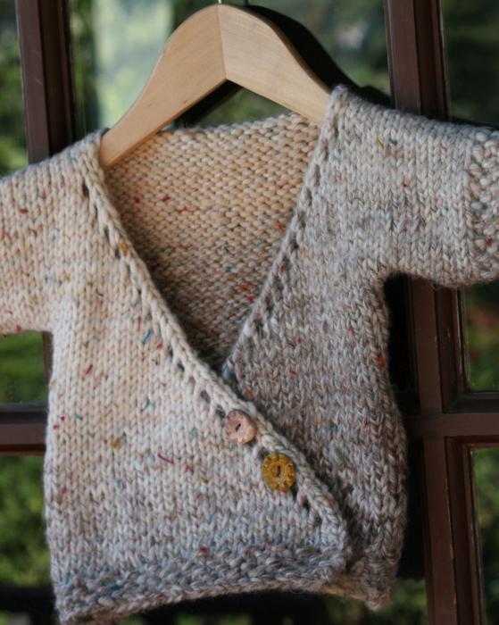 история вязания спицами кратко