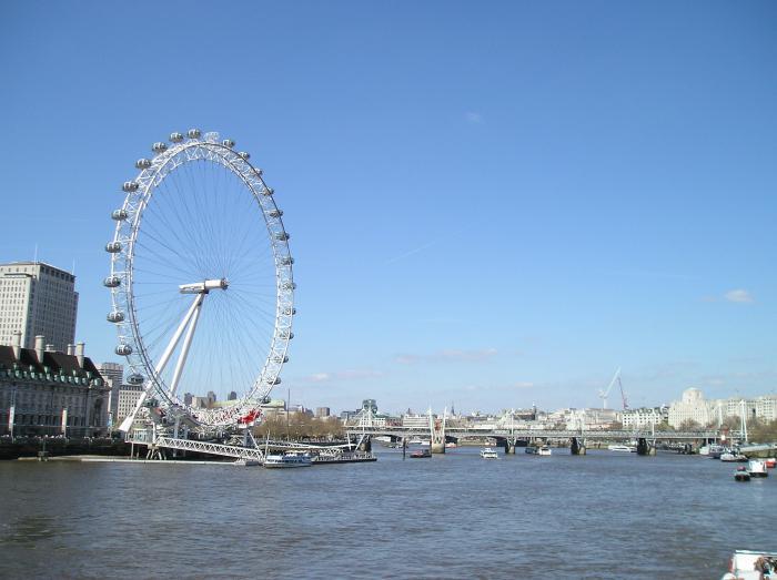 куда впадает Темза