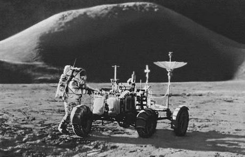 первые к космосе