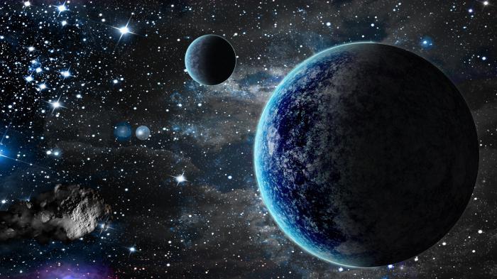 космос это вселенная