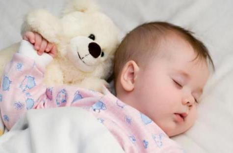 Что делать? Ребенок не спит ночью