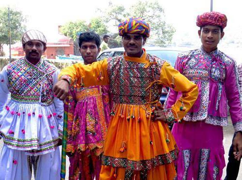 интересные традиции Индии