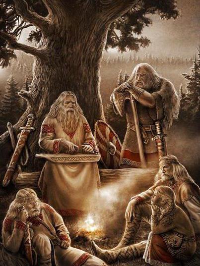 бог войны в древней руси