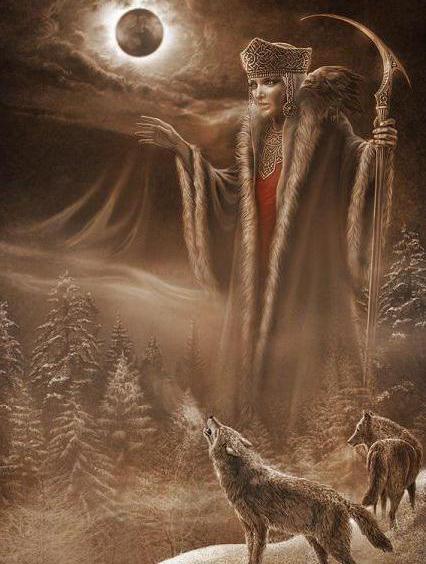 язычество древней руси боги