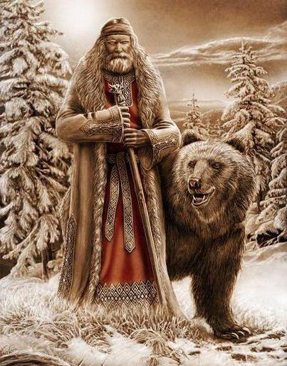 языческие боги Древней Руси список