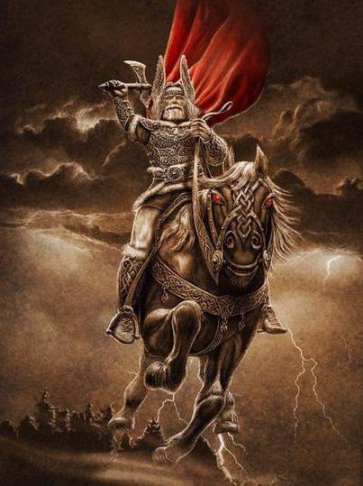 боги Древней Руси список