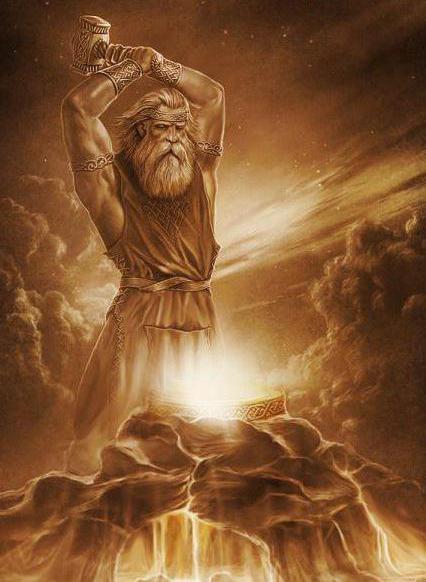 боги Древней Руси и славян