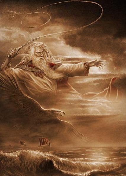 бог Древней Руси Сварог
