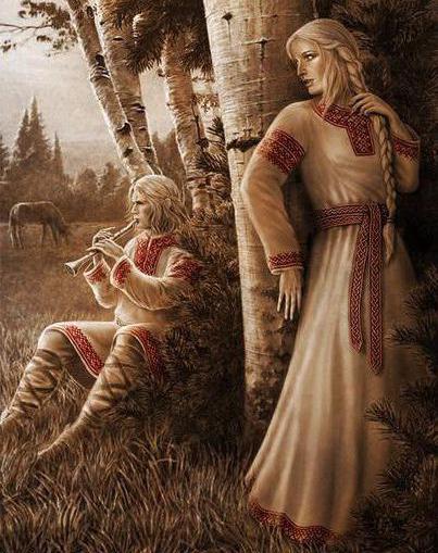 древняя русь славянские боги