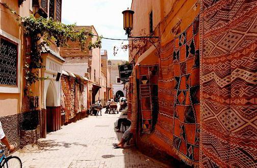 Туризм Марокко