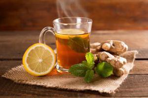 вкусный осенний чай