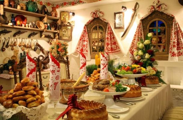 национальное украинское блюдо