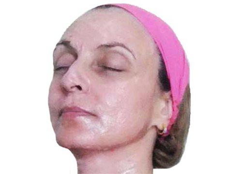 сметана для сухой кожи лица