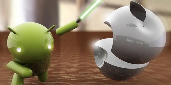 iOS vs Android: что лучше