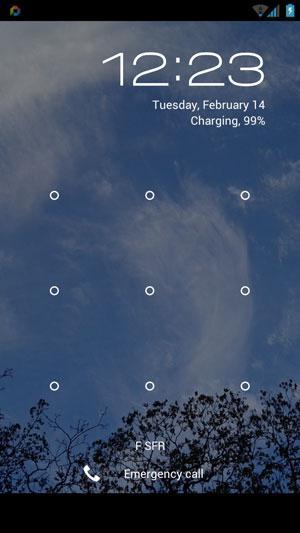 Как разблокировать графический ключ Мегафон