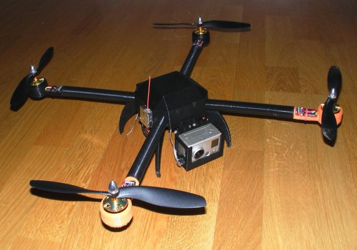 квадрокоптер своими руками пошаговая инструкция - фото 11