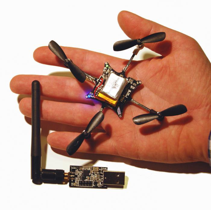 Сделать квадрокоптер своими руками