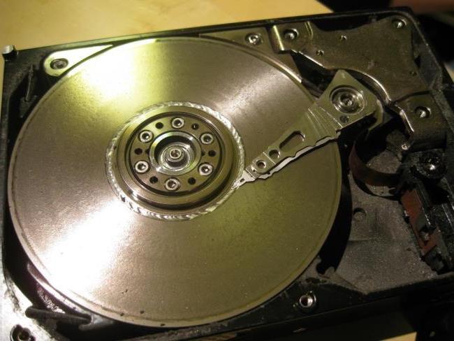 Битые сектора на жестком диске битые