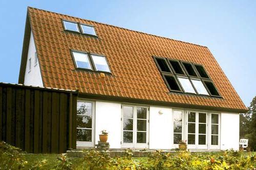 Отопление дома от солнечных батарей