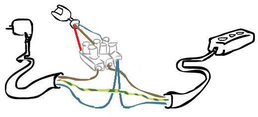 Подключение датчика движения для освещения