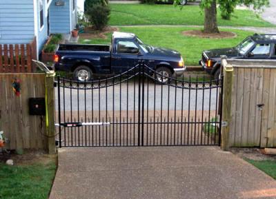 Петли для ворот распашных