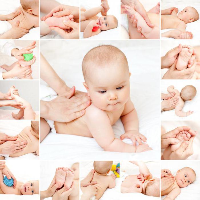 детский массаж 9 12 месяцев