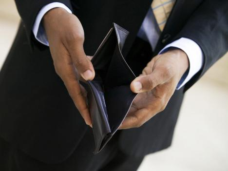 Посадили за долги по кредитам