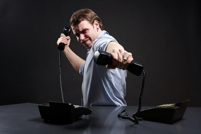 телефонные звонки от коллекторов по чужому долгу