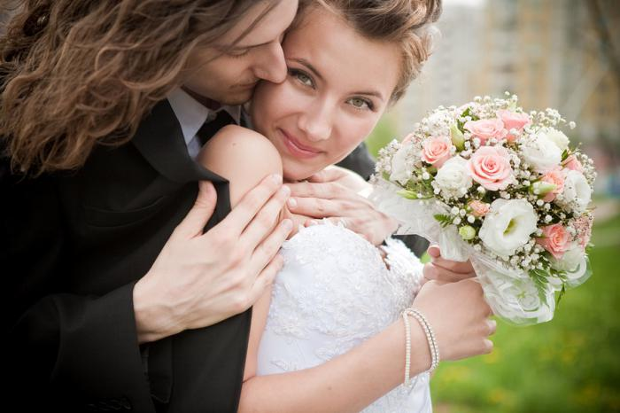 Гадание на замужество на кольце