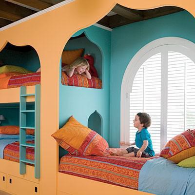 Кровать выдвижная двуспальная