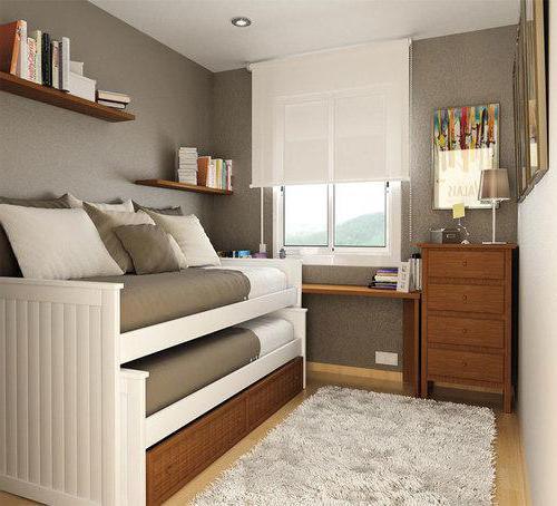 Кровати с выдвижным местом