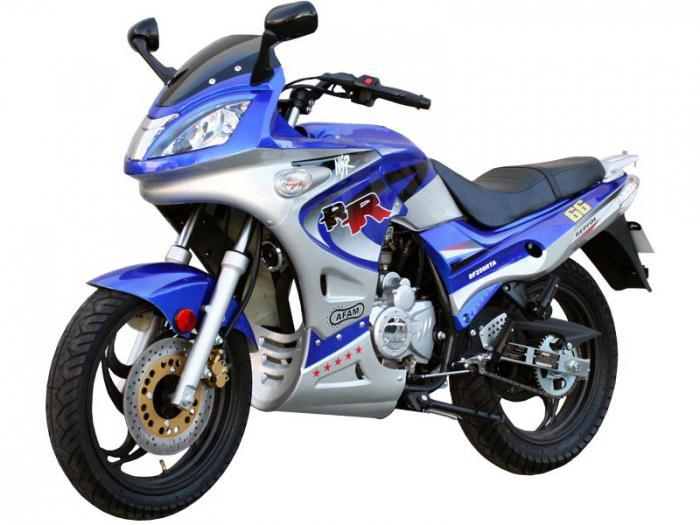 китайские спортивные мотоциклы 250 кубов