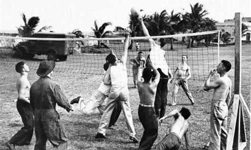 История волейбола История возникновения и развития волейбола волейбол россии