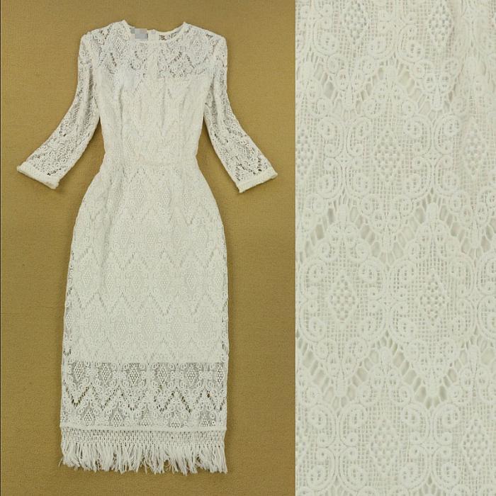 выкройка платья с цельнокроеным рукавом для девочки