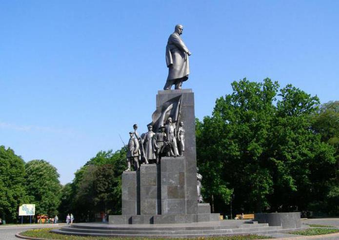 Парк Шевченко (Харьков): реконструкция