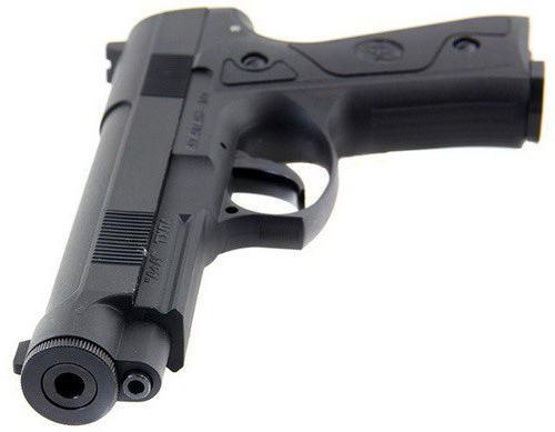 """Пистолет """"Атаман"""": отзывы"""
