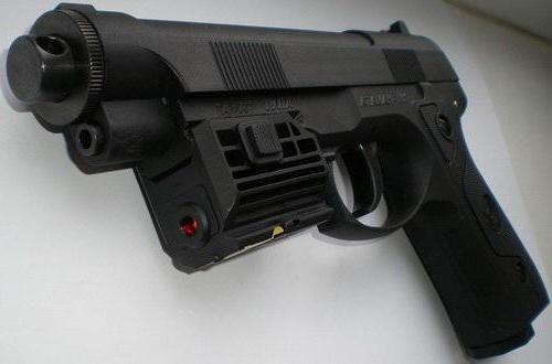 "Пневматический пистолет ""Атаман"""
