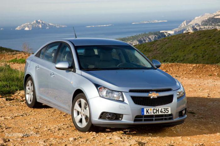Клиренс «Шевроле Круз». Технические характеристики Chevrolet Cruze